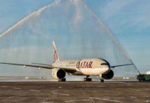 en uzun uçuş Qatar Airways