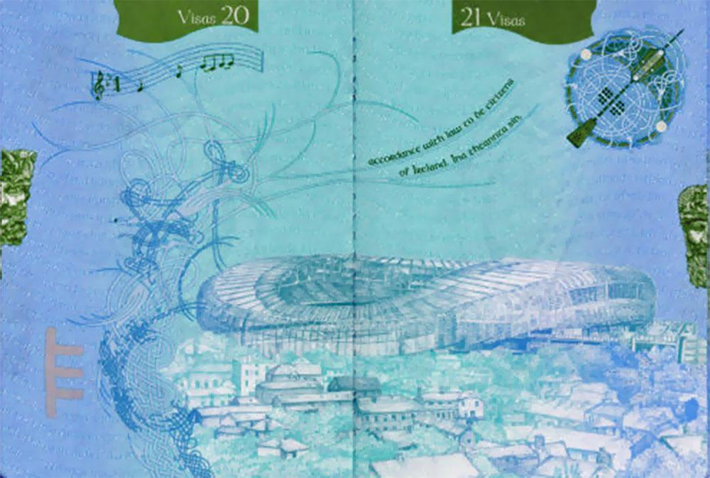 irlanda pasaportu