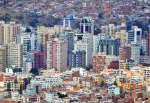 La Paz Bolivya en yüksek rakımlı başkebt