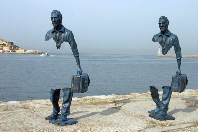şehir heykelleri