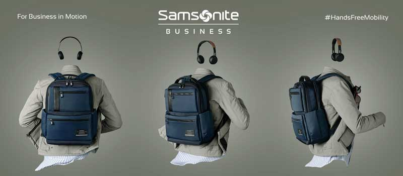 Samsonite Openroad sırt çantası
