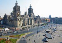 başkent Meksiko en yüksek rakımlı
