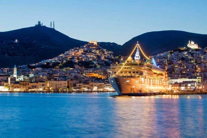 YUnan Adaları vizesiz gemi turları
