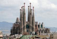 Bitmeyen kilise Sagrada Familia en çok Instagramlanan