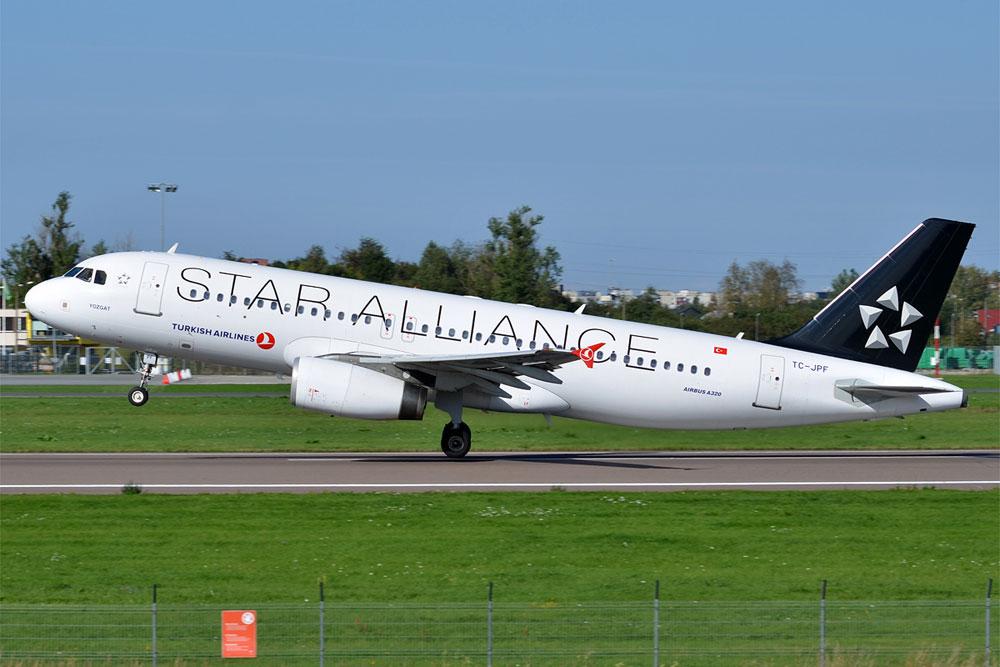Star Alliance Türk Hava Yolları laptop yasağı