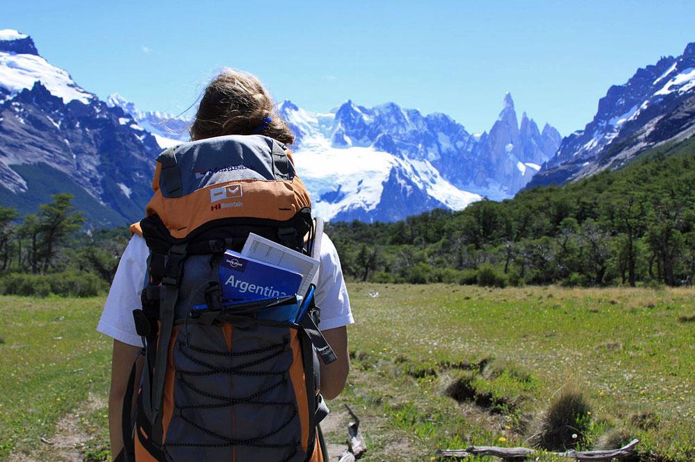 sırt çantası outdoor doğa