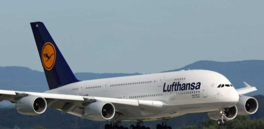 Skytrax ödülleri Lufthansa