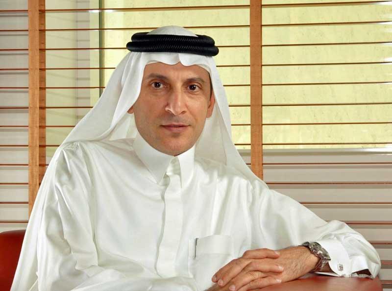 Qatar CEO Akbar Al Baker
