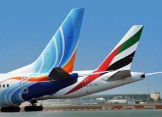 Emirates flydubai