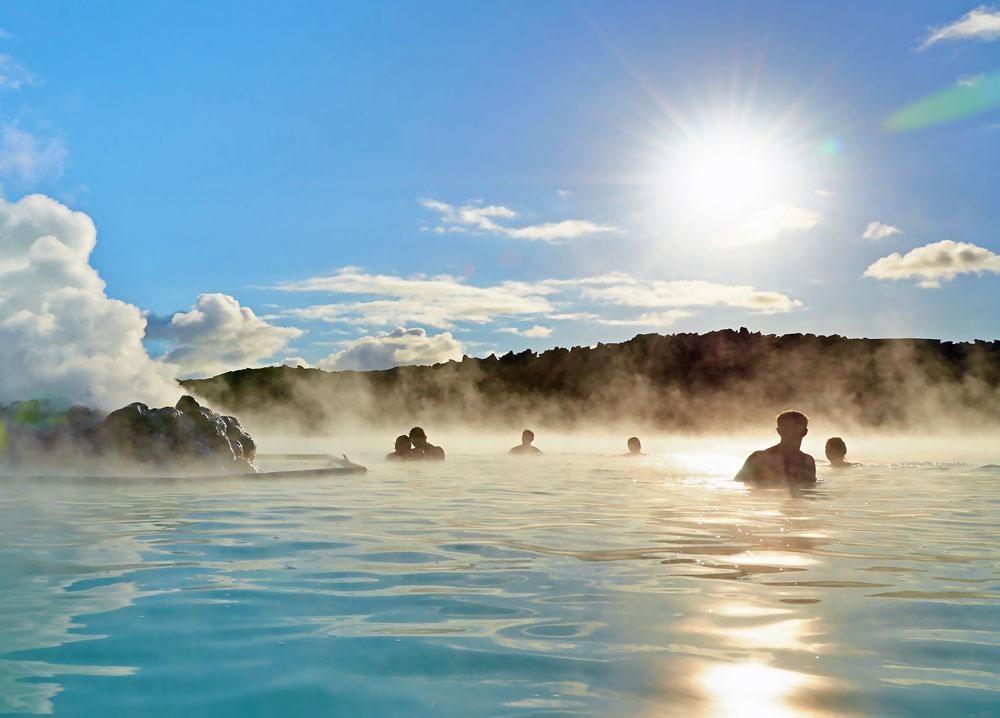 İzlanda kaplıca