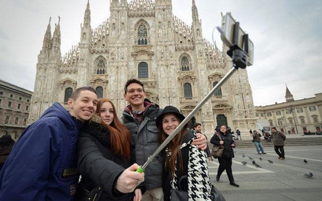 selfie çubuğu milano