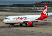 airberlin uçak