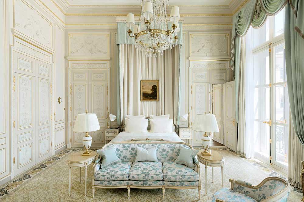 Ritz Paris ortalama otel