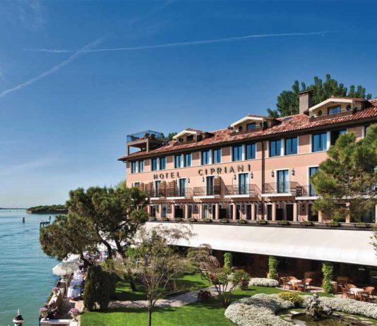 5 yıldızlı otel Venedik