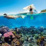 Büyük Set Resifi dalgıç turist akını