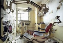 terk edilmiş binalar dişçi