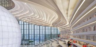 muhteşem kütüphaneler