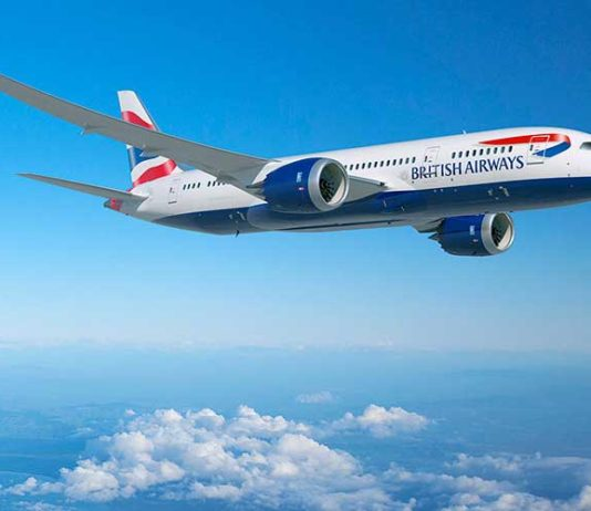 British Airways uçak