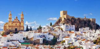Cadiz ispanya Endülüs turu yabancı turist