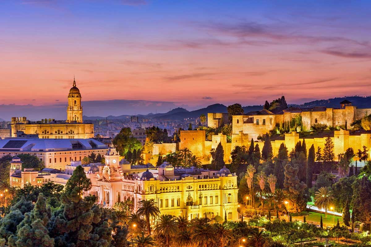 Malaga ispanya