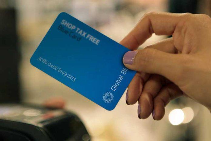 Global Blue duty free tax free