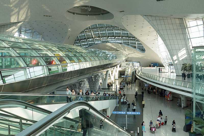 Seul Incheon havalimanı