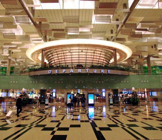 changi singapur en iyi havalimanı