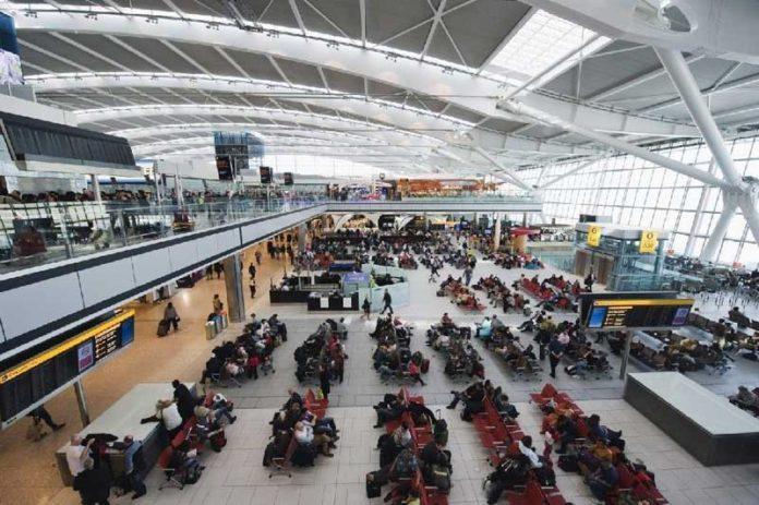 londra heathrow havalimanı en işlek