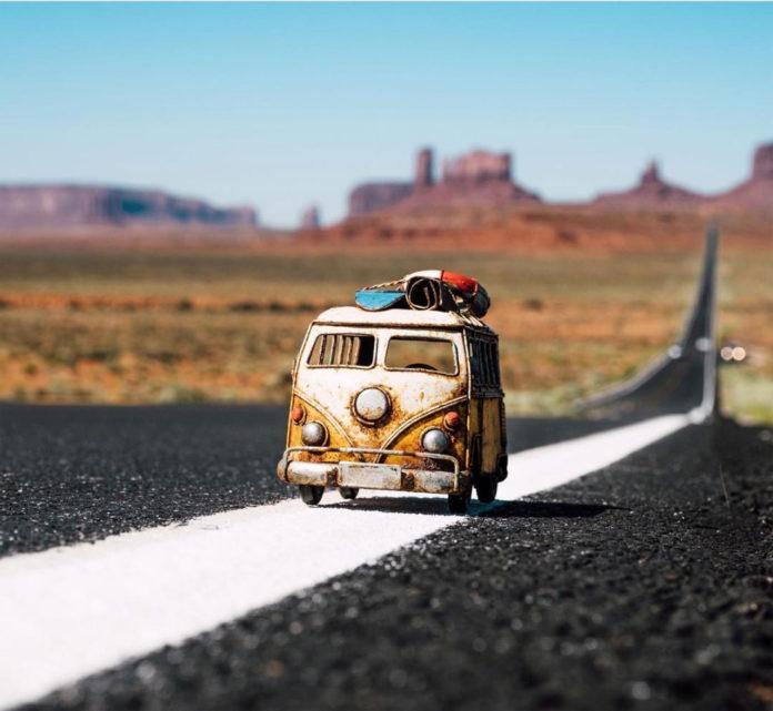 oyuncak araba yol macerası otoyol