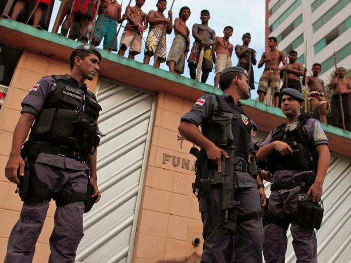 en tehlikeli şehirler brezilya polis güvenlik
