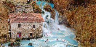 alternatif destinasyon saturnia toskana