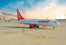 Corendon Airlines uçak