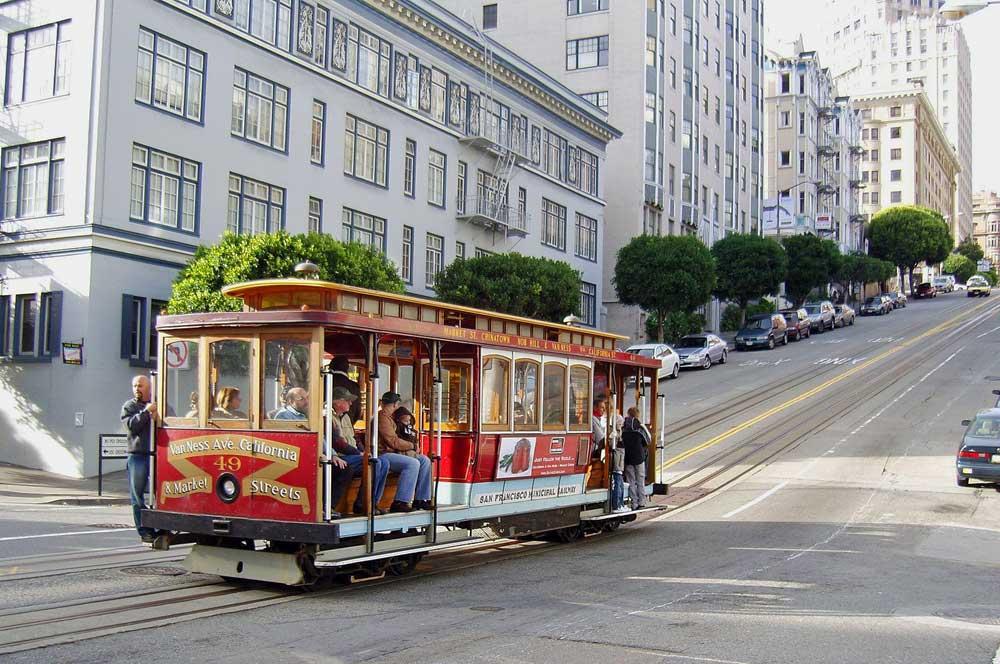 San Francisco en çevreci