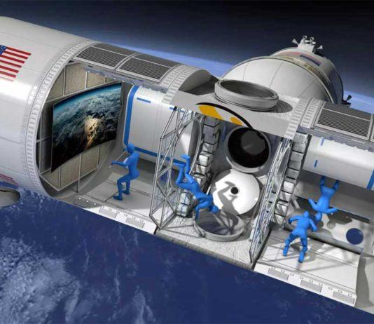 uzay oteli aurora station