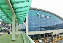 yoğun havalimanı uçak havalimanı seyahat uyarısını