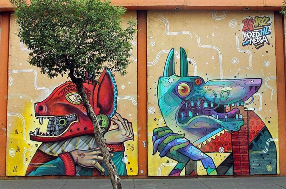 Altı kentten eski ve yeni 18 sokak sanatı şaheseri [Galeri]