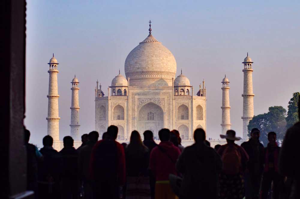 Hindistan Tac Mahal