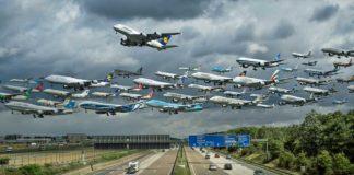 küresel turizm yolcu uçağı uçak