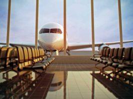 uçak havalimanı seyahat uyarısını