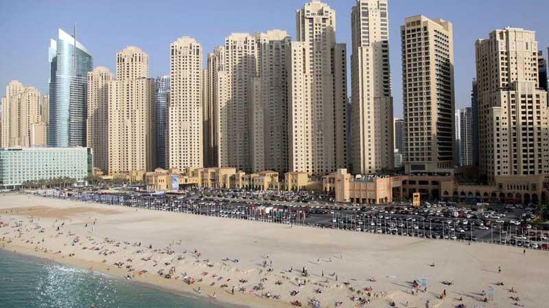 turizm basını dubai
