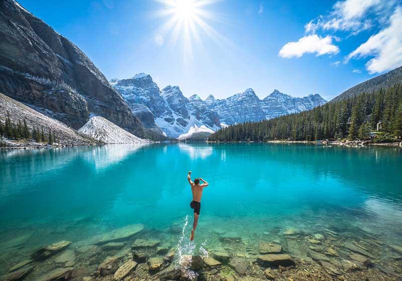 instagramlık göl