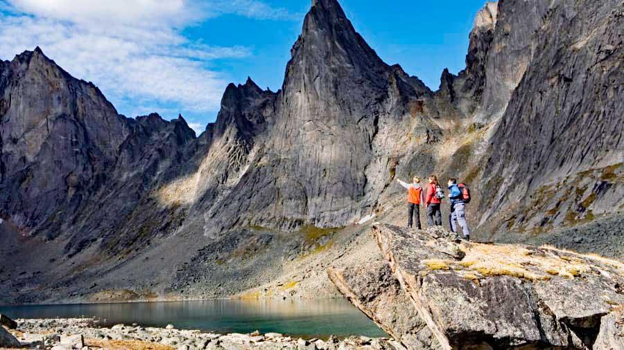 20 fotoğrafta küresel turizmin yükselen yıldızı Kanada
