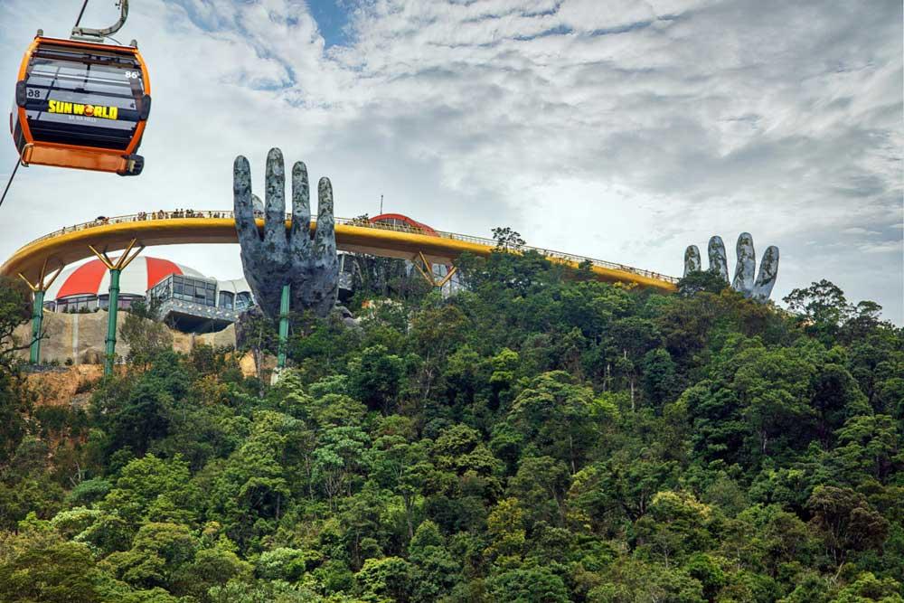 Vietnam Altın Köprü