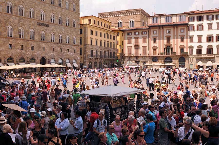 Floransa aşırı turizm