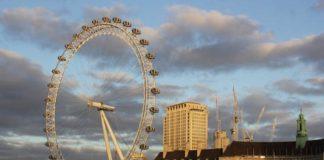 london eye cazibe noktası