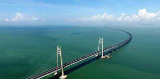 denizaşırı köprü hong kong makao cin
