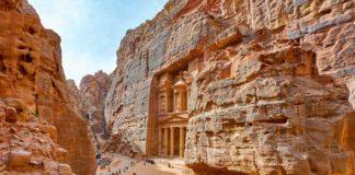 populer turistik beldeler Petra Ürdün