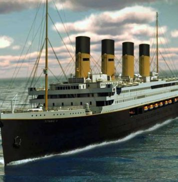 Titanic II gemi