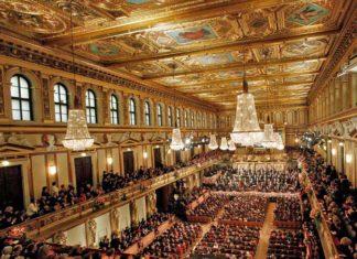 klasik müzik Viyana konser salonu