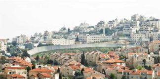 İsrail Filistin Batı Şeria